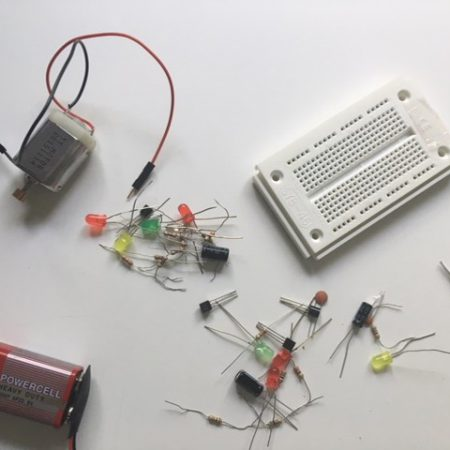 Elektronik – Basiskurs für Jugendliche