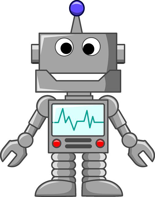 roboter von galileo