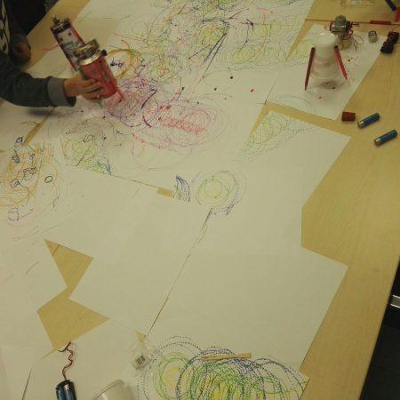 Malroboter – Lass deinen Künstler tanzen und malen