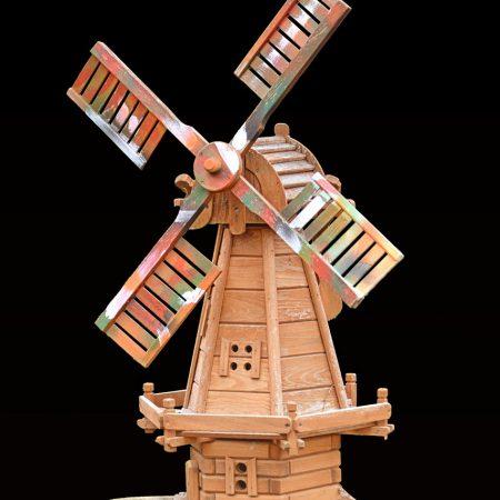 Wir bauen eine Solarmühle