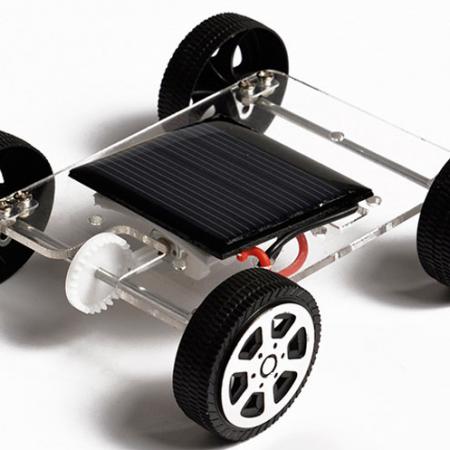 Wir bauen einen Solarflitzer